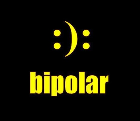 there is a bipolar emoticon text thingy - cool huh?