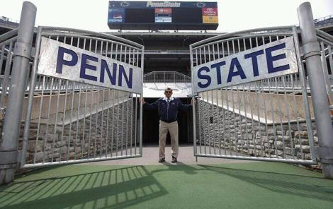 Joe Paterno, Penn State Football, Nittany Lions