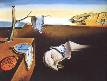 Salvdor Dali, Clocks,