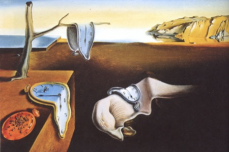 Salvdor Dali, Clocks,