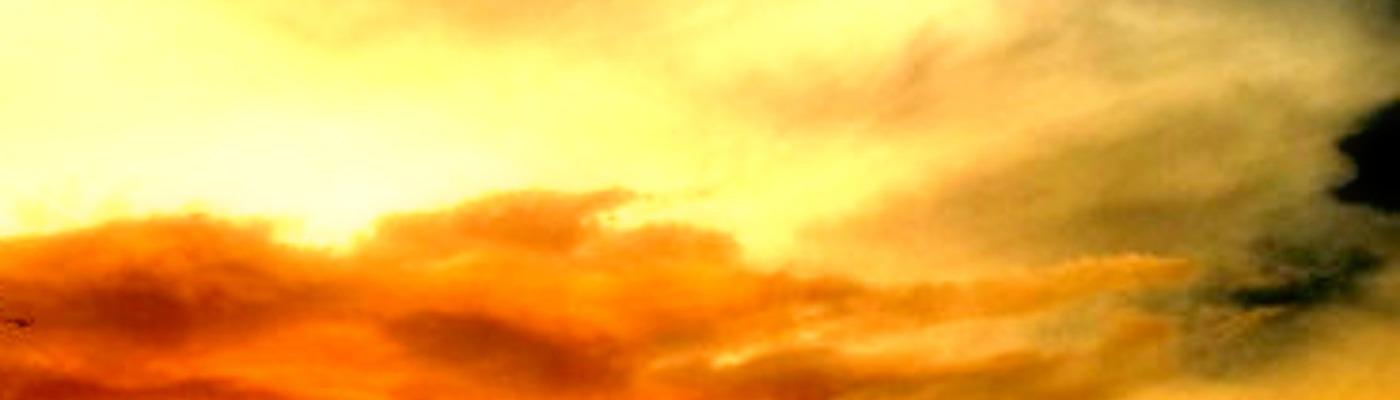 desert sky, peace, let it be
