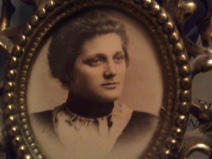 Old Pictures, Great Grandmother,