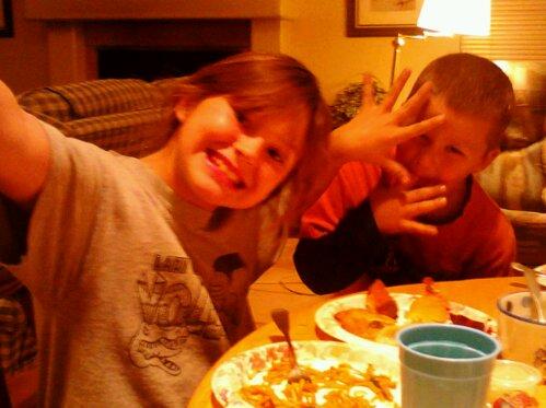 Gracie, Magpie, 9 yo birthday